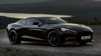 2014 Aston Martin Vanquish Carbon Black   Wallpapers and HD Images