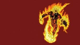 Human Torch Wallpaper 70 images