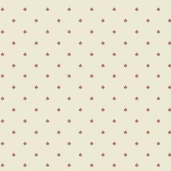 CO25930 Burgundy and Beige Small Print Wallpaper