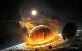 Planet Impact Wallpapers HD Wallpapers