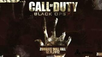 black ops 2 zombies wallpaperWallpapers Call of Duty News Blog
