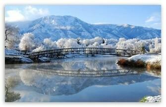 free desktop wallpaper winter scenes   wwwwallpapers in hdcom