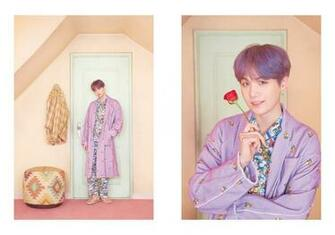 BTS images BTS MAP OF THE SOUL   PERSONA Photoconcept Ver 3 HD