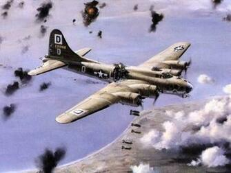 military b17 flying fortress military 4 screensaverjpg