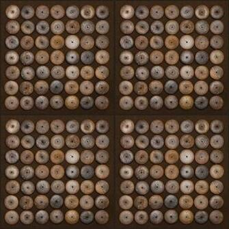 Bronze Wood Wallpaper Design element Width 05 m straight repeat 0