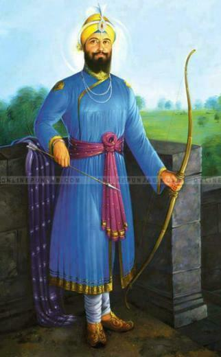 SAHIB SRI GURU GOBING SINGH JI WALLPAPER FOR FREE DOWNLOAD IN HD