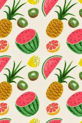 Wallpapers Fruit Wallpapers Patterns Wallpapers Small Kitchens