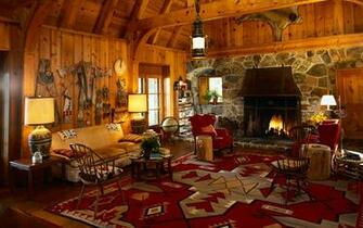 American Design with Log Cabin Wallpaper 1920 x 1200 764 kB jpeg