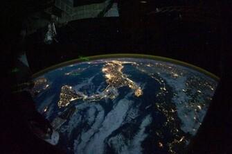 La Tierra vista desde el espacio Curiosidades Fotografa Viajes