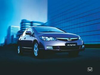 Honda Car Wallpapers Honda Car Wallpaper India