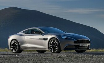 Uprated and ultra bespoke Aston Martins 2015 Vanquish and Rapide S