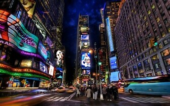 New York City HDR Wallpapers Miusa Pictures