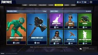Fortnite Moisty Merman Added to Item Shop Be The Creature From