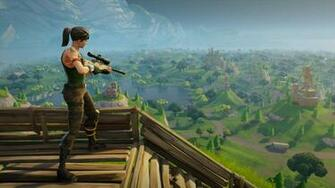 Fortnite Sniper Wallpapers   Top Fortnite Sniper Backgrounds