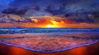 Hawaii Sunset Wallpaper   wallpaper