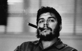 Images Men Moustache Che Guevara Beard Face Celebrities