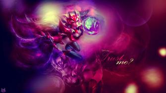 Challenger Ahri Fan Art   League of Legends Wallpapers