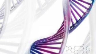 chromosome Dna Pattern Genetic 3 d Psychedelic Wallpapers HD