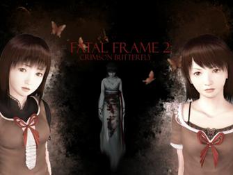 Fatal Frame Background   Fatal Frame Wallpaper