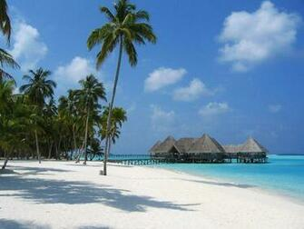 Maldives Beach Wallpapers