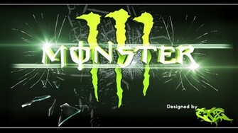 Monster Energy by ExCompzHD