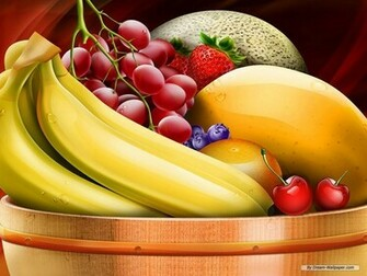 Mixed Fruit Wallpaper   Fruit Wallpaper 7004519