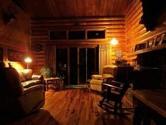2012 log cabin interiors wallpaper pictures 5