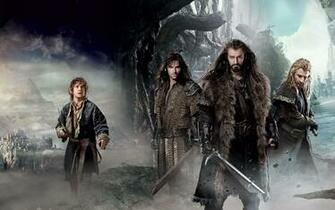 The Hobbit The Desolation of Smaug   Wallpaper The Hobbit