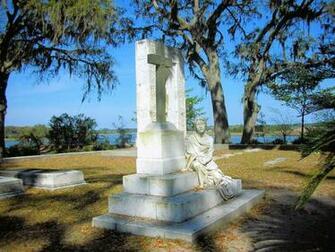 Savannah Georgias Bonaventure Cemetery