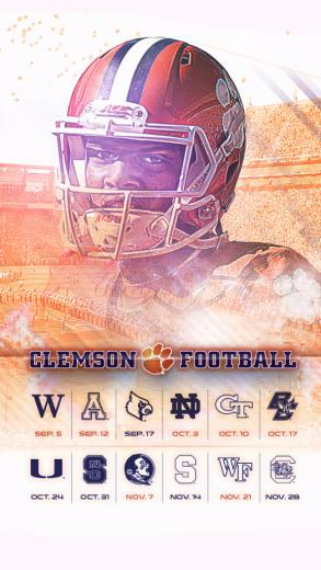 2015 Clemson Wallpaper iPhone
