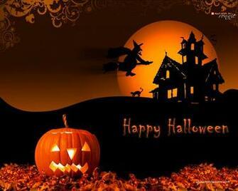 Download Wallpapers Happy Halloween