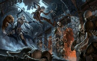 Dungeons And Dragons Nerd 4 Wallpaper Background Hd With Resolutions