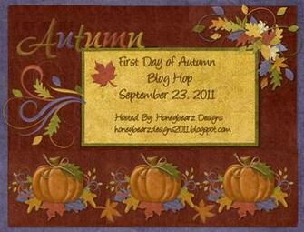 First Day of Autumn Blog Hop