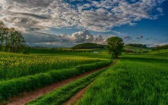 Beautiful Nature Landscape Scenery HD Wallpaper