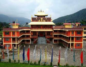 Thrangu Tara Abbey
