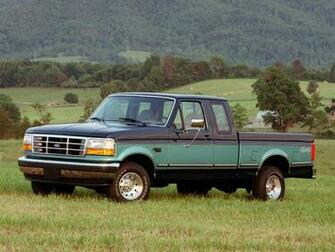 1992 Ford F 150 XLT 4x4 pickup wallpaper background