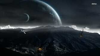 Space war wallpaper   Fantasy wallpapers   2751
