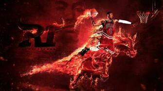Derrick Rose Bulls Amazing Wallpapers 2599   Amazing