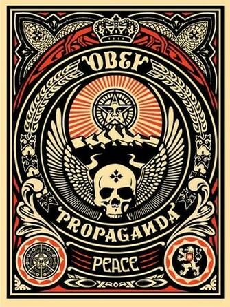 en palabras de obey la campaa obey puede ser explicada como un