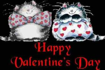 Valentines Wallpapers Valentine Cats Wallpapers Happy Valentines Day