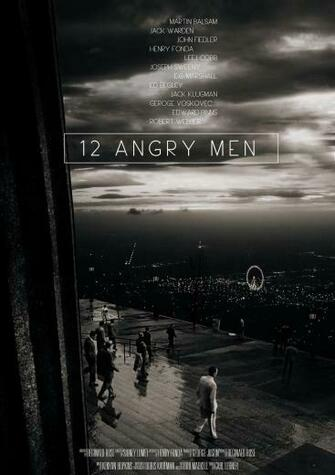 12 Angry Men 1957 by me ] HD Wallpaper From Gallsourcecom