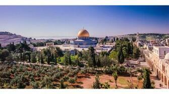 Jerusalem Wallpapers and Background Images   stmednet