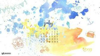 Download Smashing Magazine Desktop Wallpaper Calendar July 2016