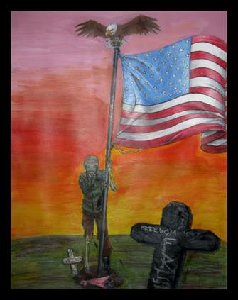 Freedom Isnt by NikkiFirestarter