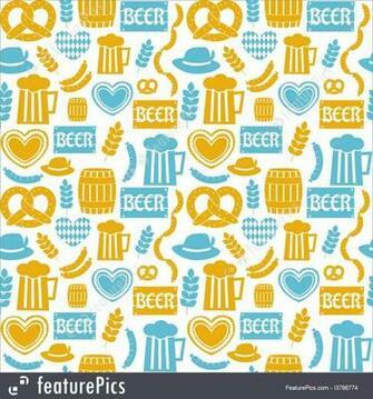 Holidays Oktoberfest Background   Stock Illustration I3786774 at