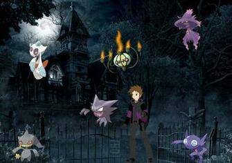 All Ghost Pokemon Ghost type pokemon team by