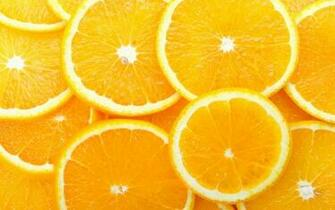Orange Slices Wallpaper Fruits Nature Wallpapers in jpg format for