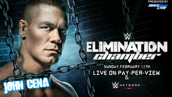 download WWE Elimination Chamber 2017 Wallpaper by SidCena555