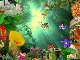 Aquarium Screensaver   Animated Aquaworld   FullScreensaverscom