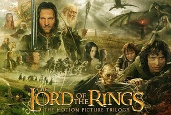 The Lord of the Rings artwork The King The Return Wallpaper HD HD